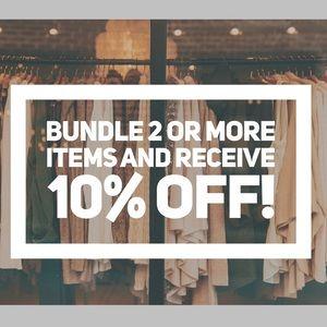 Accessories - Bundle Discount!
